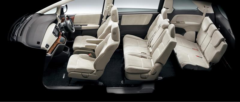 Best 7 Seater Cars >> Honda Odyssey - Honda Website in Brunei Darussalam